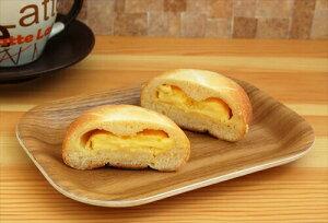 クリームパン カスタード(80g×120個入り) 業務用 冷凍パン生地 代引不可 レストラン カフェ パーティー
