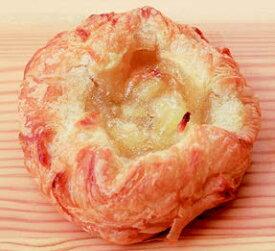 ミニアップルクラウン(42g×120個入り)業務用 冷凍パン生地 送料クール100サイズ相当 レストラン カフェ パーティー