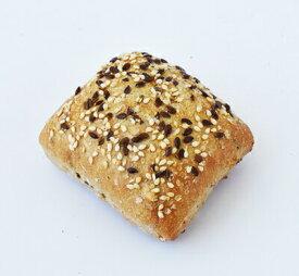 ミニ・マルチグレインロール(角)(40g×200個入り)業務用 冷凍パン生地 送料クール100サイズ相当 レストラン カフェ パーティー