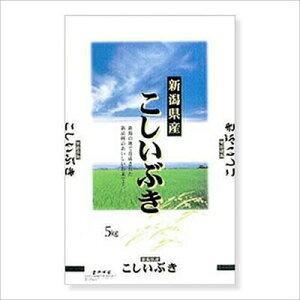 新潟県産 こしいぶき 令和元年産 5kg 白米