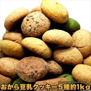 おから 豆乳 ソフトクッキー 1kg