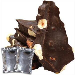 ハイカカオ78 割れチョコナッツ200g