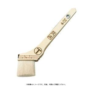 大塚刷毛 筑波ダメ込み 筋違 白毛 20号 [取寄]