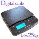 【送料無料】『デジタルキッチンスケール SF550・黒』25kgまで1g単位 風袋&PCS機能付