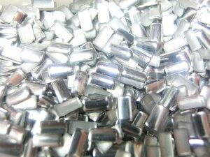 スタッズ 長方形 レクタングル シルバー 2×4mmネイル パーツ レジン アクセサリー ハンドメイド製作等に♪
