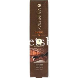 スイーツビフレスティック 7 チョコレートフレーバー チョコレートブラウン (定形外 対応)