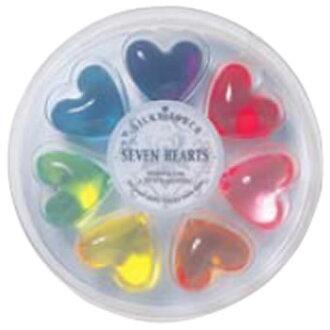 Patmos seven hearts ( à la carte ) / 8 g x 7 pieces ( 02035040 _ 6 )