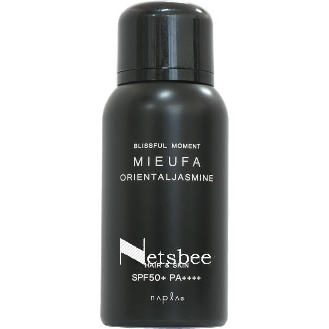 ナプラ ミーファ フレグランスUVスプレー (オリエンタルジャスミン) / 80g 【 洗い流さないトリートメント フレグランス 紫外線対策 】