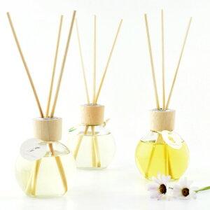 [ 送料無料 選べる3種の香り あす楽対応 ] フレーバーライフ ハローム アロマ リード ディフューザー ベルガモット/ユーカリ/ラベンダー 170mL アロマテラピー 天然 精油 ナチュラルな香り