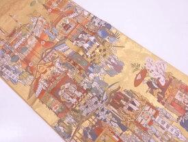 リサイクル 未使用品 祇園祭模様織出し袋帯【送料無料】[和服/和装/着物/帯]