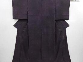 リサイクル ジュサブロー作 枝蕾に花模様小紋着物【送料無料】[和服/和装/着物]