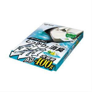 しっかりと消臭シート下400 銀 ホワイトシャンプー | 消臭剤