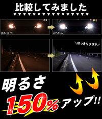ダイハツハイゼットトラックS500P/510P平成26年9月-【ZRAYLEDホワイトバルブ】日本製3年保証車検対応zrayledゼットレイLEDライト