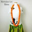 フラダンス レイ 首飾り ハワイアン イリマ L-11 15015 Ilima ALOHA HAWAII LEI アロハ ハワイ レイ ロング