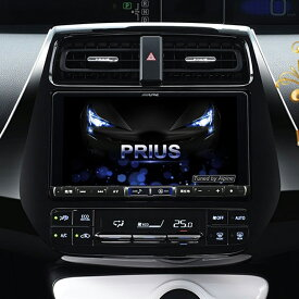 【15日までポイント6倍】アルパイン ALPINE カーナビ ビッグX BIGX トヨタ プリウス PRIUS 専用 9インチ 9型 新品 X9Z-PR