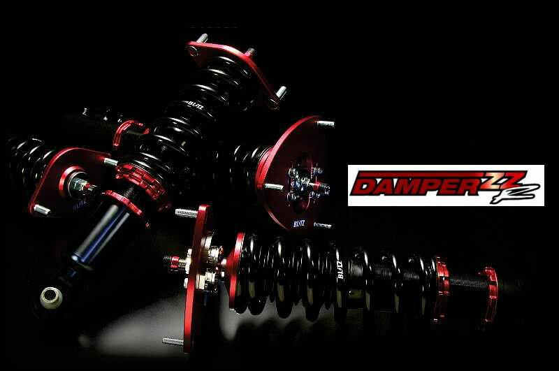 ◆BLITZ ブリッツ◆◆DAMPER ZZ-R◆ダンパー ダブルゼットアール N-WGNカスタム 4WD 車高調