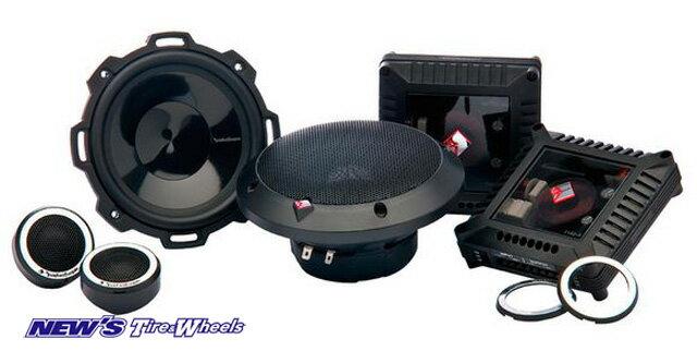 ロックフォード RockfordコンポーネントスピーカーT152-S 正規輸入品ジャンルを問わず音楽が楽しめるPOWERシリーズT1コンポーネントシステムイースコーポレーション正規輸入品