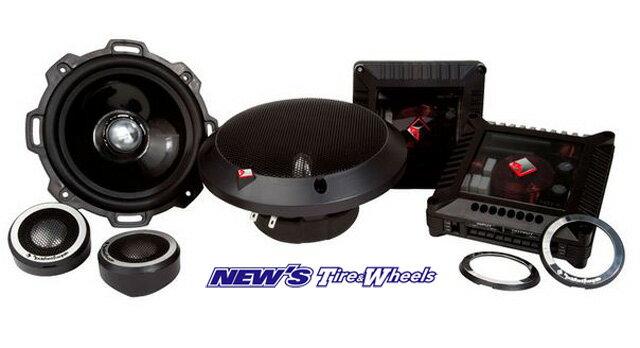 ロックフォード Rockford FOSGATEコンポーネントスピーカー●正規輸入品●高い音楽表現力、リアルな再生音定位や音場も正確に再現するT252-Sイースコーポレーション