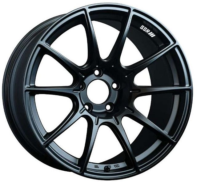 ◆SSR GTX01 エスエスアール ジーティーエックスゼロワン◆軽量1ピースモデル サーキットからドリフトまで!8.0J-18インチ 5穴 PCD112 インセット+45 フラットブラックハードなスポーツシーンで真価を発揮する