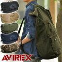 【P17倍※Rカード】アビレックス AVIREX ボンサック AVX308 メンズ ギフト 男性用 アヴィレックス 旅行【送料無料】 …