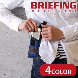 【9/20限定 エントリーで最大P14倍】 ブリーフィング BRIEFING正規品モバイルケース デジカメケース スマホケース【RED LINE】 [PP-6] BRF104219 メンズ おしゃれ P10倍 カバン あす楽 送料無料 プレゼン