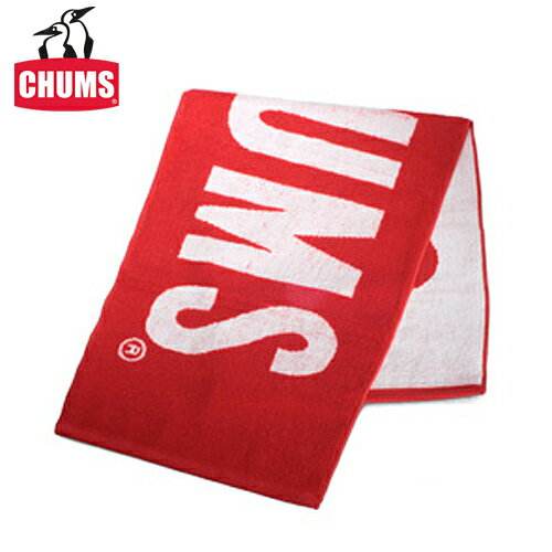 【20%OFFセール】チャムス CHUMS!タオル【アクセサリー】[Logo Towel II] CH62-0181 メンズ ギフト レディース 誕生日プレゼント 「ゆうパケット可能」 プレゼント ギフト カバン ラッピング【コンビニ受取対応商品】【あす楽】