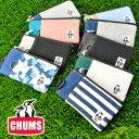 【2017年春夏新色追加】チャムス CHUMS!スマートフォンケース カードケース【スウェットナイロン】[Smart Phone Case] CH60-2052...
