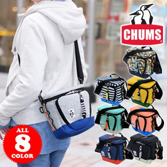 Chums CHUMS! Camera bag CH60-0698 mens gift ladies shoulder diagonally over bag camera girls