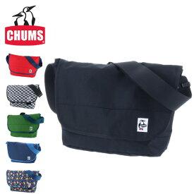 チャムス CHUMS メッセンジャーバッグ CORDURA ECOMADE コーデュラエコメイド Eco Logo Messenger Bag ロゴメッセンジャーバッグ ch60-2470 メンズ レディース A4 通勤 通学 自転車 あす楽 プレゼント ネコポス不可