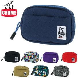チャムス CHUMS ポーチ CORDURA ECOMADE コーデュラエコメイド Eco Dual Soft Case エコデュアルソフトケース ch60-2481 メンズ レディース ネコポス可能 あす楽 プレゼント ギフト ラッピング無料 通販