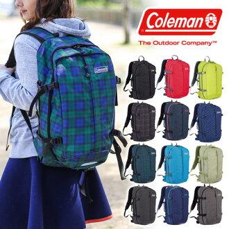 Coleman 科尔曼! 时尚背包背包变速箱齿轮箱 21458 男士礼物妇女的通勤学校高中