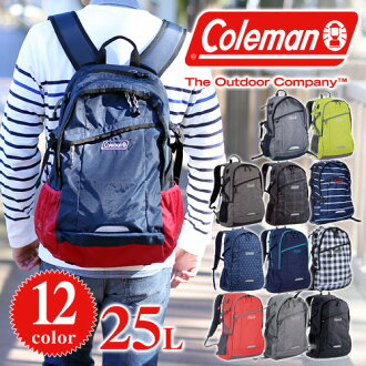 Coleman Coleman! Backpack daypack Walker 25 [WALKER 25] cbb4501 mens ladies [store]