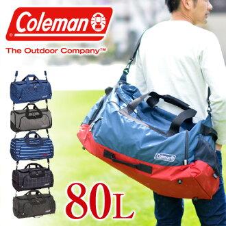 科爾曼 · 科爾曼 !cbd4111 男子婦女 2 路波士頓袋肩包袋 LG [袋波士頓 LG] [存儲]