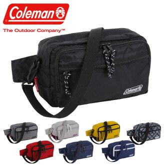 科尔曼 · 科尔曼 !2way 腰袋挎包行走邮袋 [走的邮袋,cbw4011 男装女装时尚可爱也包肩袋: 无