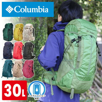 Colombia Columbia! Climbing backpack Zac Pack [BURKE MOUNTAIN 30L BACK PACK] PU9845 mens ladies [store] P25Apr15
