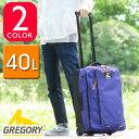 【数量限定】スーツケース キャリー!グレゴリー GREGORY【CLASSIC TRAVEL】[CLASSIC ROLLER CARRY-ON]40L メンズ レ…