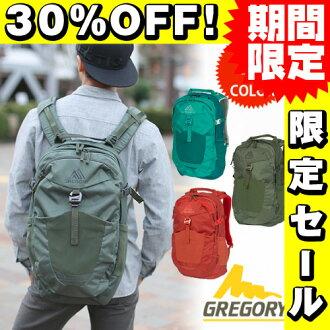 Gregory GREGORY! Backpack daypack [SUCIA 28 / Ischia 28] men women [anime/manga]
