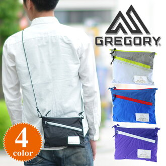 "Gregory GREGORY! サコッシュショルダーバポーチ [SACOCHE] ""cat POS possibility"" men's Lady's [mail order]"