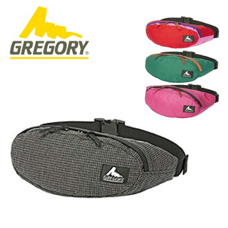 Gregory GREGORY! Waist bag Shoulder bag tail runner [TAIL RUNNER, men's women's West porch West running also bag the cat POS cannot be ss201306