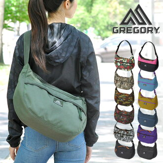 GREGORY!  Shoulder Bag (M) [CLASSIC] [SATCHEL M] Men's / Gift Women's / Messenger Bag [10 times points] [Free Delivery] [grecou]
