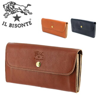 イルビゾンテ(IL BISONTE)長財布