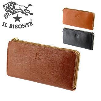 イルビゾンテ IL BISONTE長財布