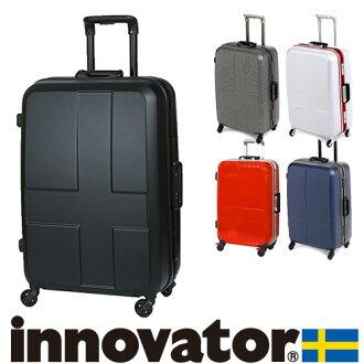 スーツケースキャリーハード旅行!イノベーターinnovatorスーツケース(60L)inv58メンズレディース[通販]【ポイント10倍】【あす楽対応】【RCP】【送料無料】