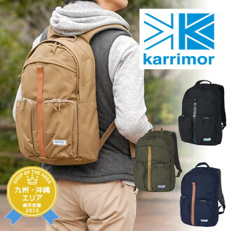 Karima karrimor! Backpack daypack [AC zip pack] 382836 mens ladies [store]