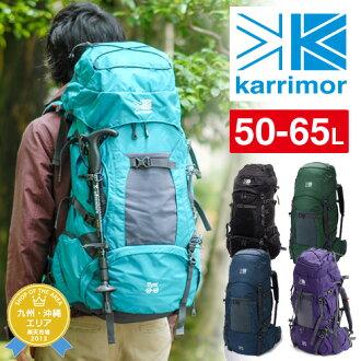 Karrimor karrimor 紮克包 [傳單 50-65] 359357 男士禮物婦女登山背包徒步登山背包 10P23Sep15