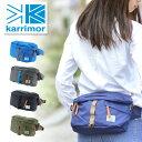 karrimor!2wayウエストバッグ 【travel×lifestyle/トラベル×ライフスタイル】 [[VT hip bag CL] メンズ レディース ...