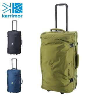 スーツケースキャリーソフト旅行かばん!カリマーkarrimorスーツケース(80L)【travel×lifestyle】[clamshell80]383031メンズレディース[通販]【ポイント10倍】【あす楽対応】【RCP】【送料無料】