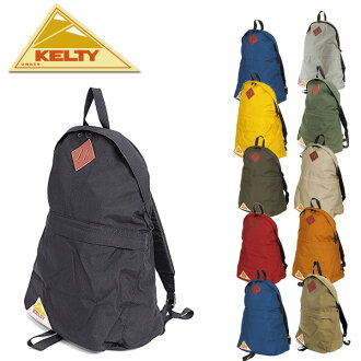 Kelty KELTY! Backpack daypack Backpack [DAYPACK] 1918 mens ladies [store] decaluc commute commuting high school 生10P28Sep16