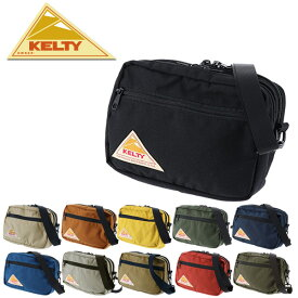ケルティ kelty ショルダーバッグ 【ヴィンテージ】 [RECTANGLE ZIP SHOULDER] 2155 メンズ レディース ラッピング 【送料無料】 週末限定 あす楽