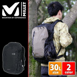 Millet MILLET! Backpack daypack Kula 30 [KULA 30 mis0514u mens ladies [store]